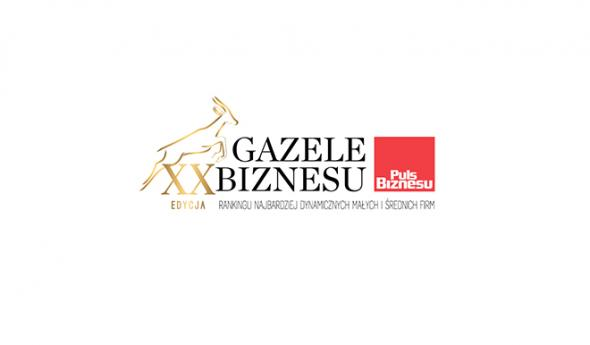 "Web INnovative Software laureatem rankingu ""Gazele Biznesu 2019"""