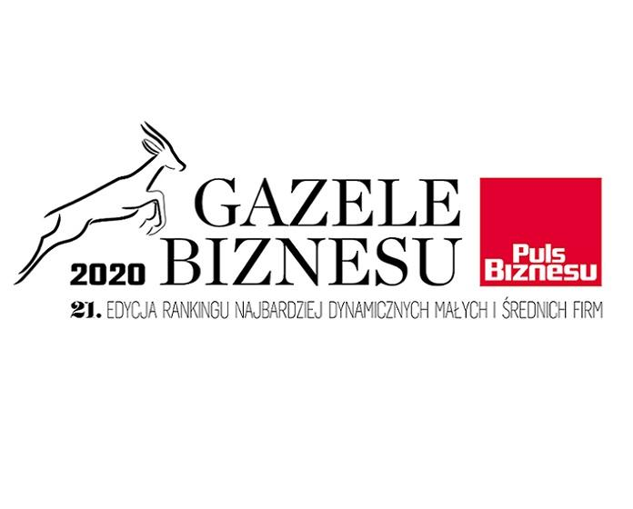 """Gazela Biznesu 2020"" dla Web INnovative Software"